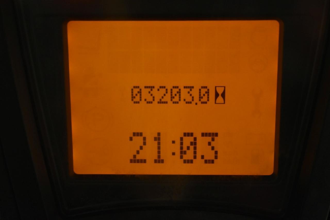 30443 LINDE H 16 T-01 - LPG, 2015, Kabina, zánovní - 3203 mth, pouze 3203 mth