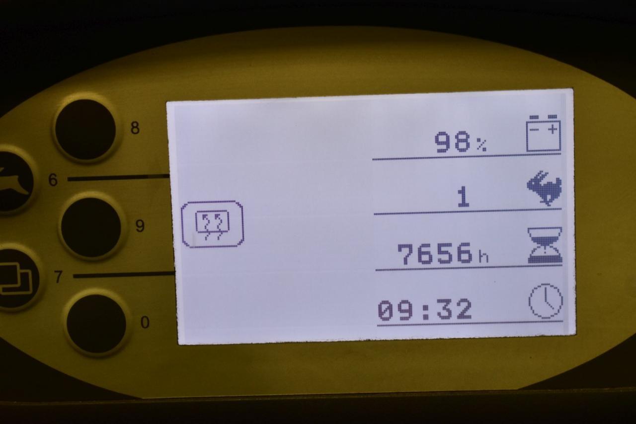 30543 STILL RX 60-30 L - AKU, 2011, Kabina, BP+HSV