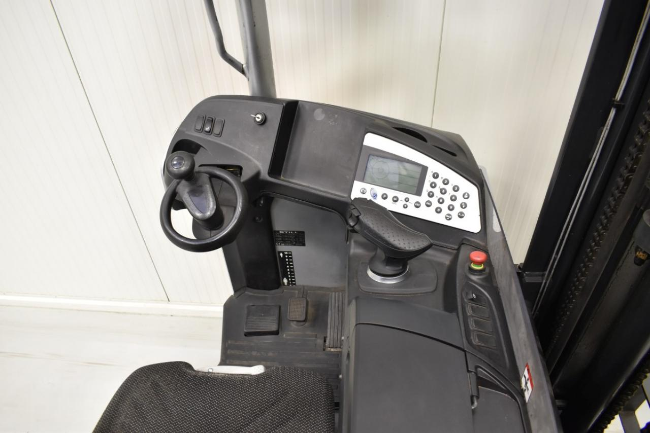 30628 STILL FM-X 20 - AKU, Retrak, 2015, BP, volný zdvih, Triplex