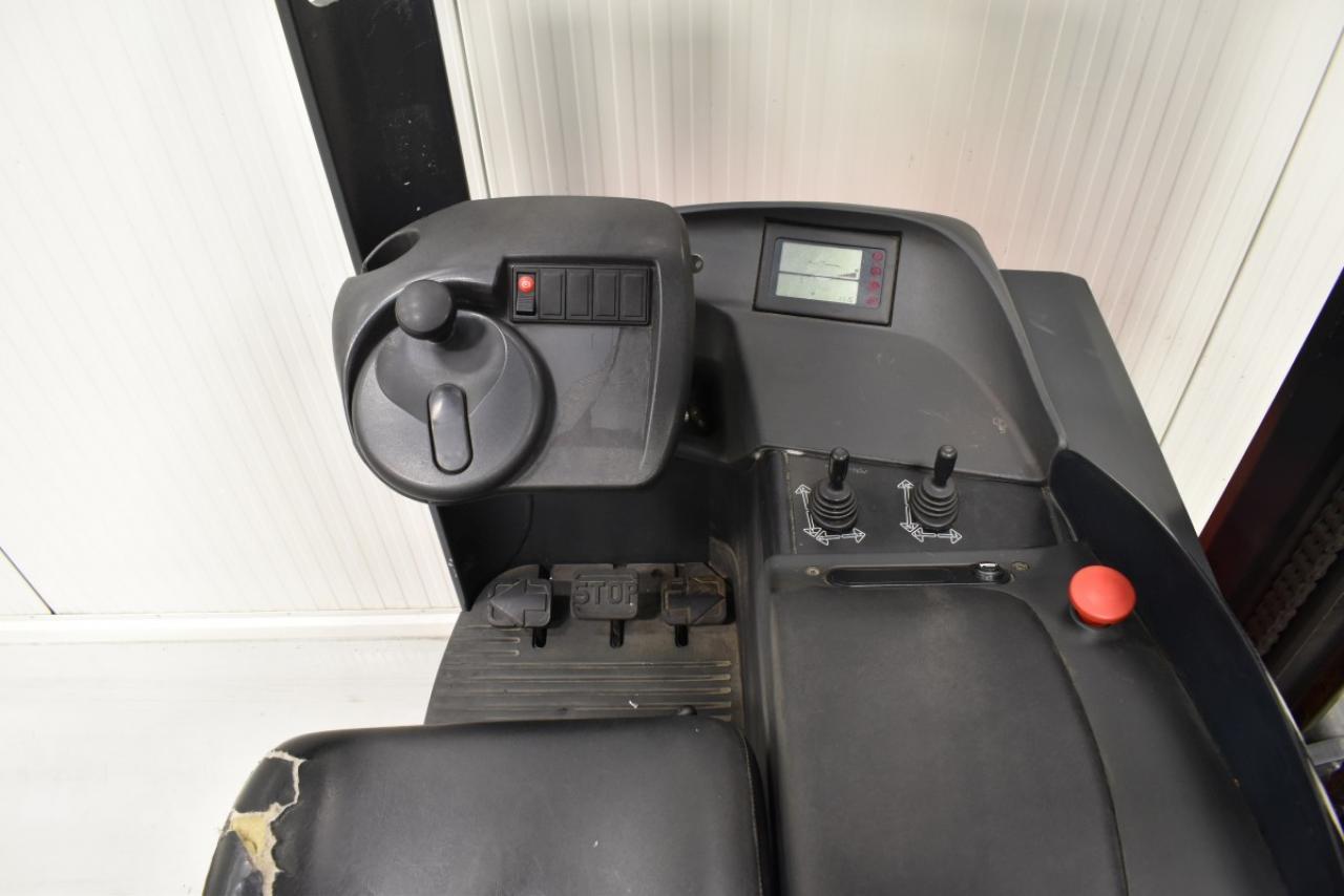 30659 LINDE R 16 SHD-12 - AKU, Retrak, 2012, BP, volný zdvih, Triplex