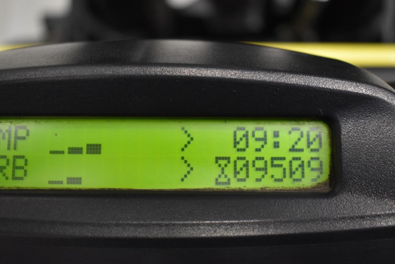 30668 HYSTER H 1.6 FT - Diesel, 2007, BP, volný zdvih, Triplex