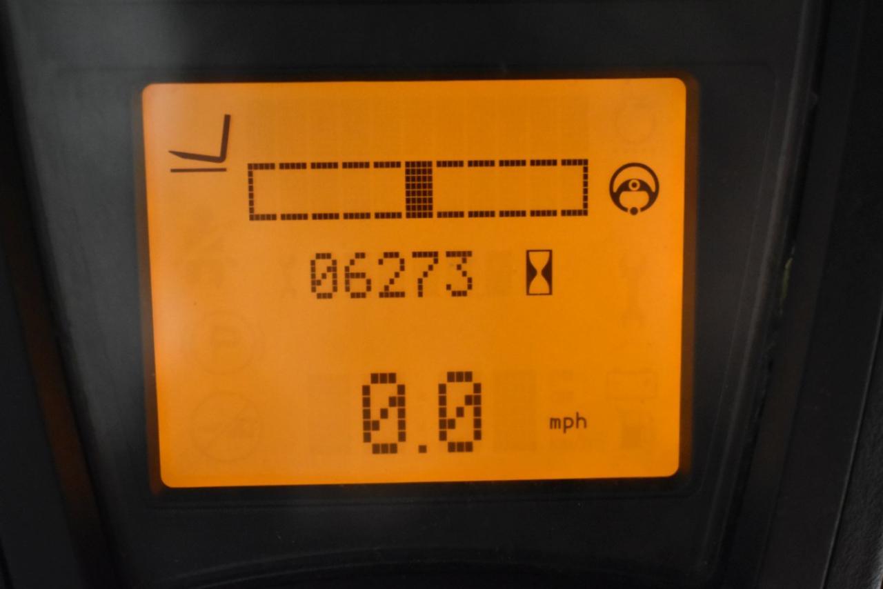 30775 LINDE E 16-01 - AKU, 2012, BP+HSV, pouze 6273 mth