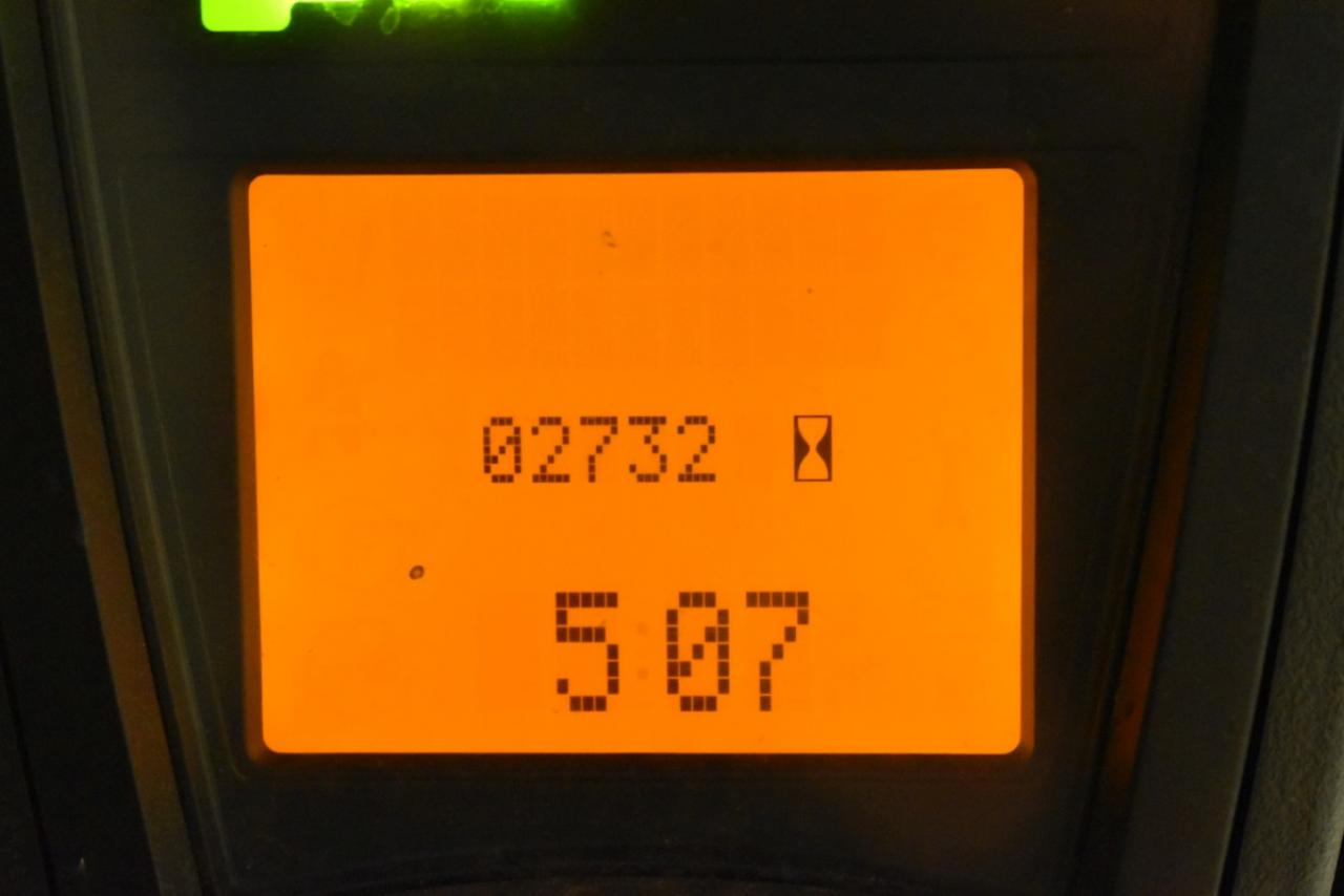 30776 LINDE E 14-01 - AKU, 2011, BP, pouze 2731 mth