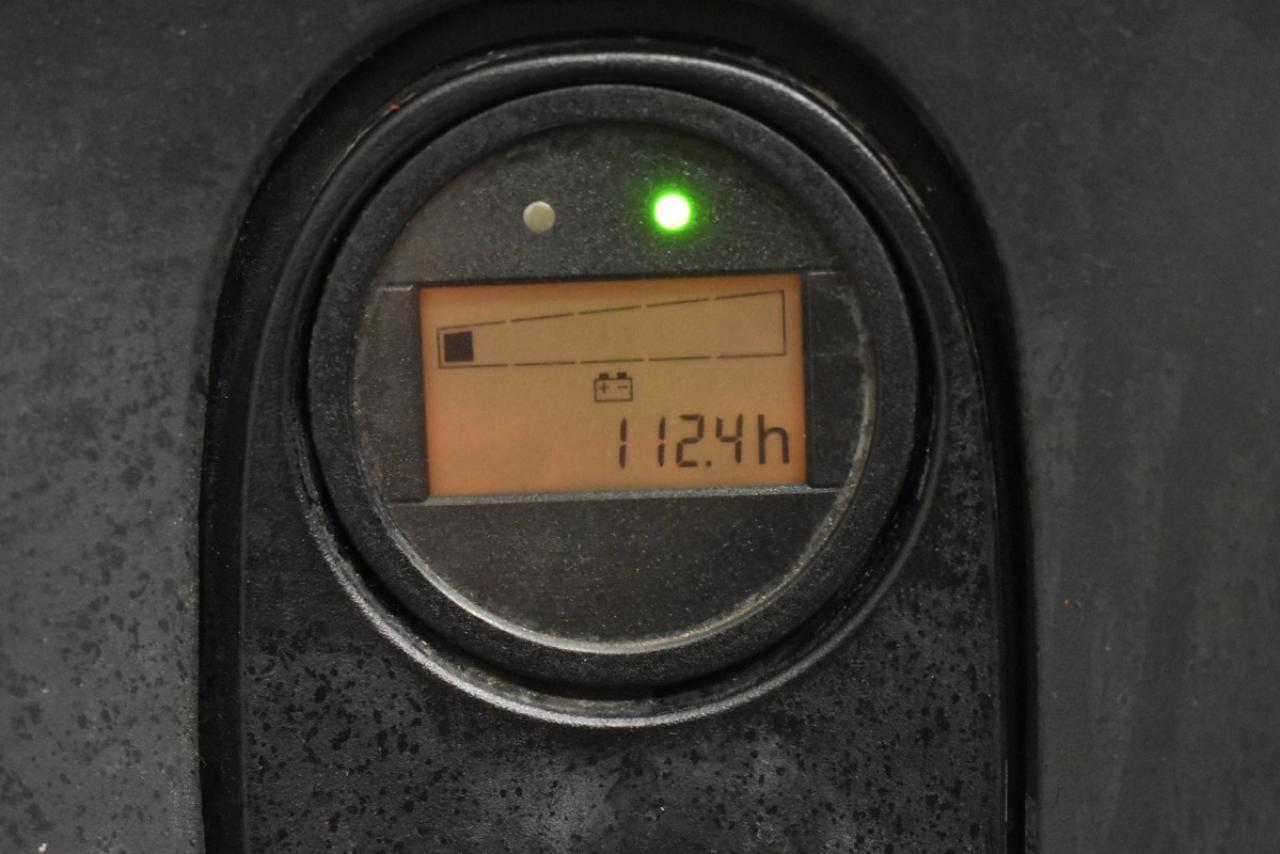 30823 LINDE L 12 - AKU, 2010, pouze 112 mth