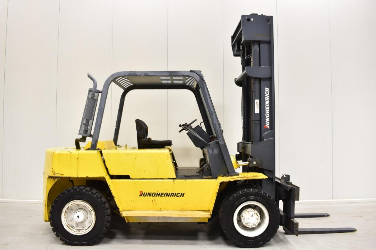 30839 JUNGHEINRICH DFG 63 - Diesel, 1999, BP