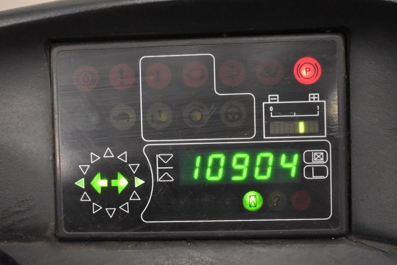 30882 LINDE R 12 C - AKU, Retrak, 2005, BP, voľný zdvih, TRIPLEX, BAT 2013