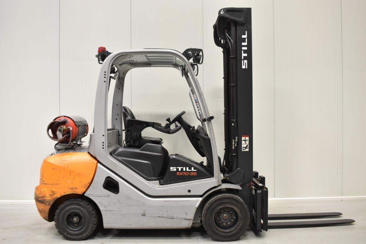30889 STILL RX 70-35 T - LPG, 2015