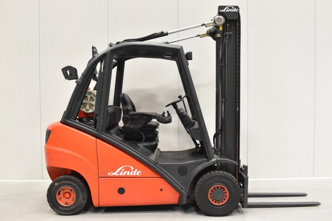 30895 LINDE H 20 T - LPG, 2006, BP