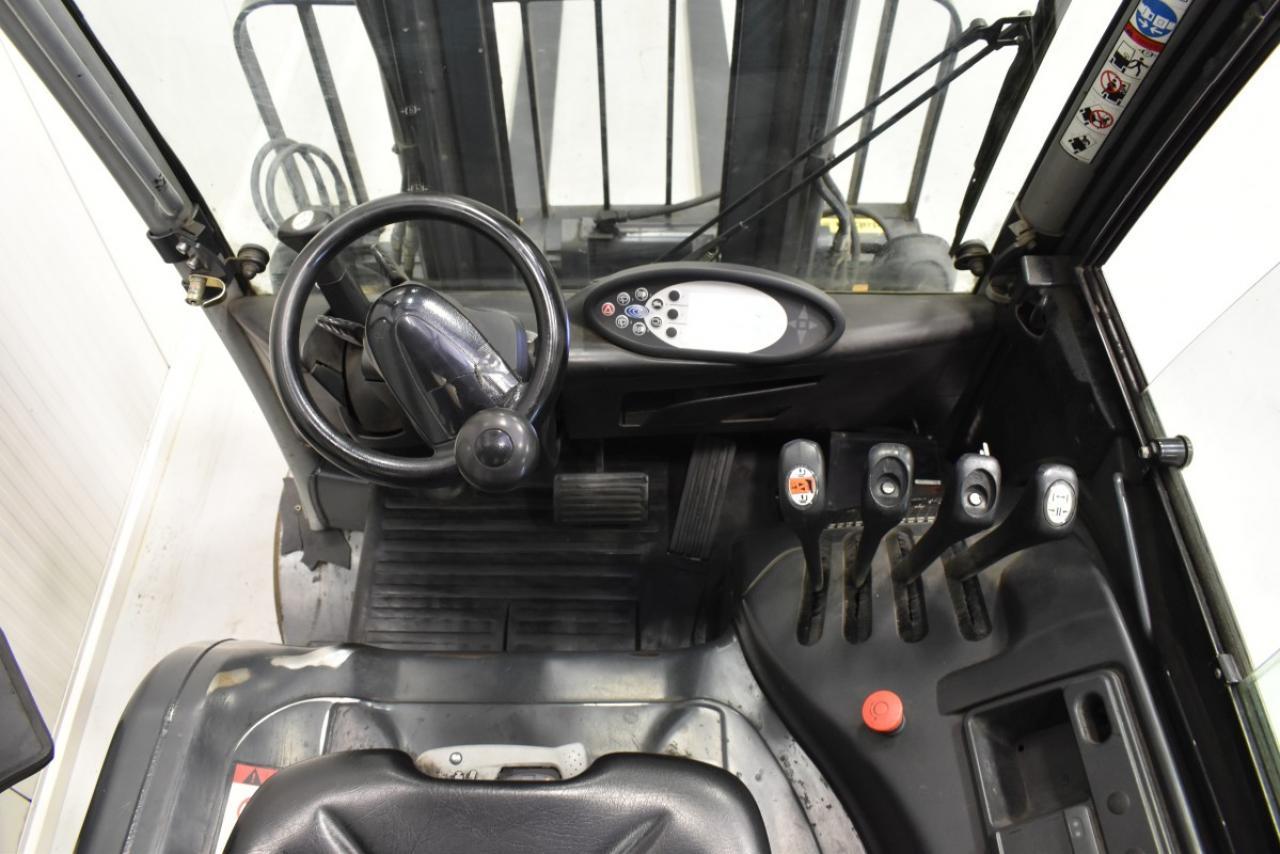 30943 STILL RX 60-35 - AKU, 2012, Kabina, BP+HSV, BAT 2017