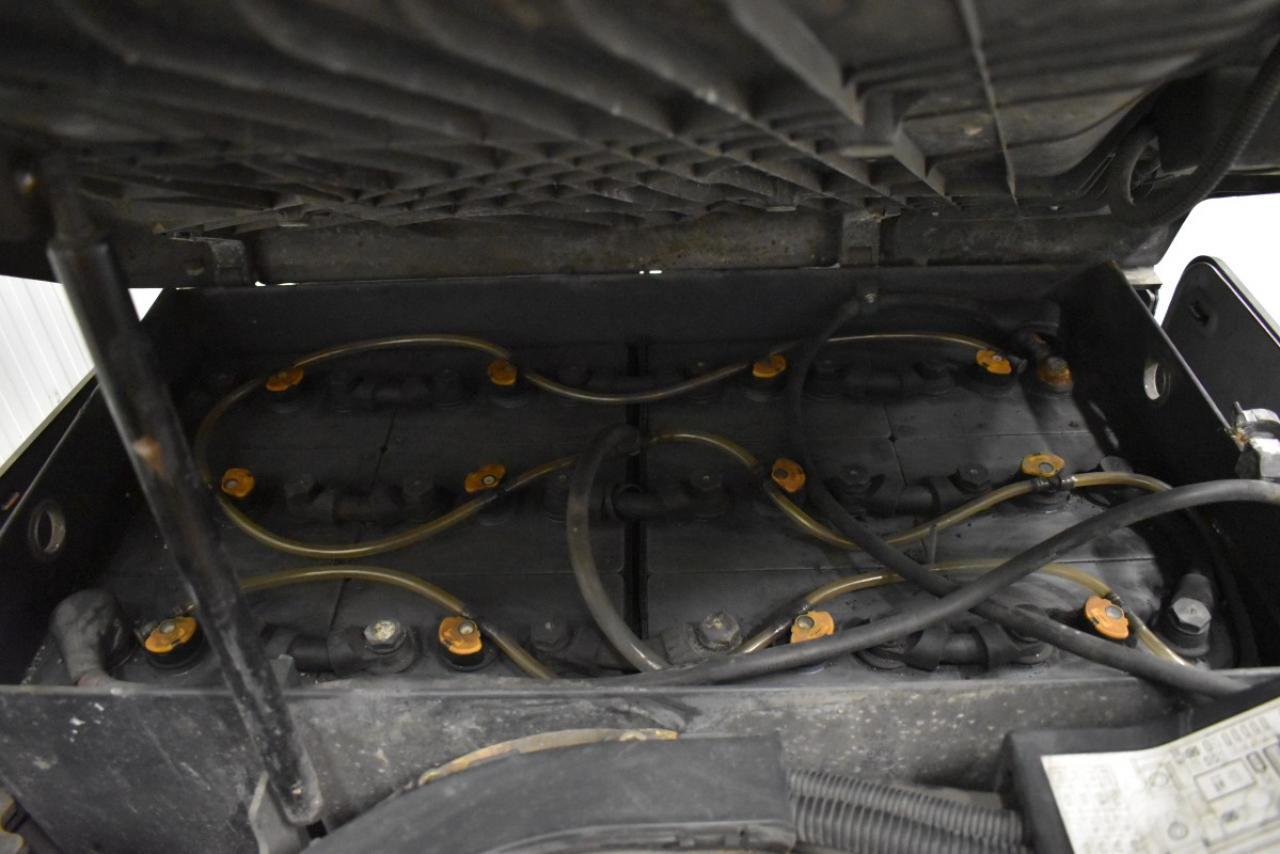 30944 STILL RX 50-13 - AKU, 2013, BP, pouze 3911 mth