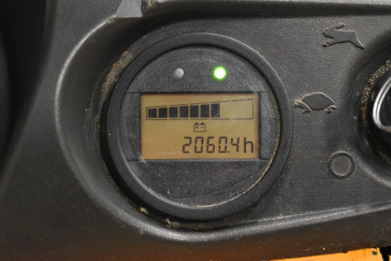 30971 STILL EXD 20 - AKU, 2013, volný zdvih + přízdvih, pouze 2060 mth