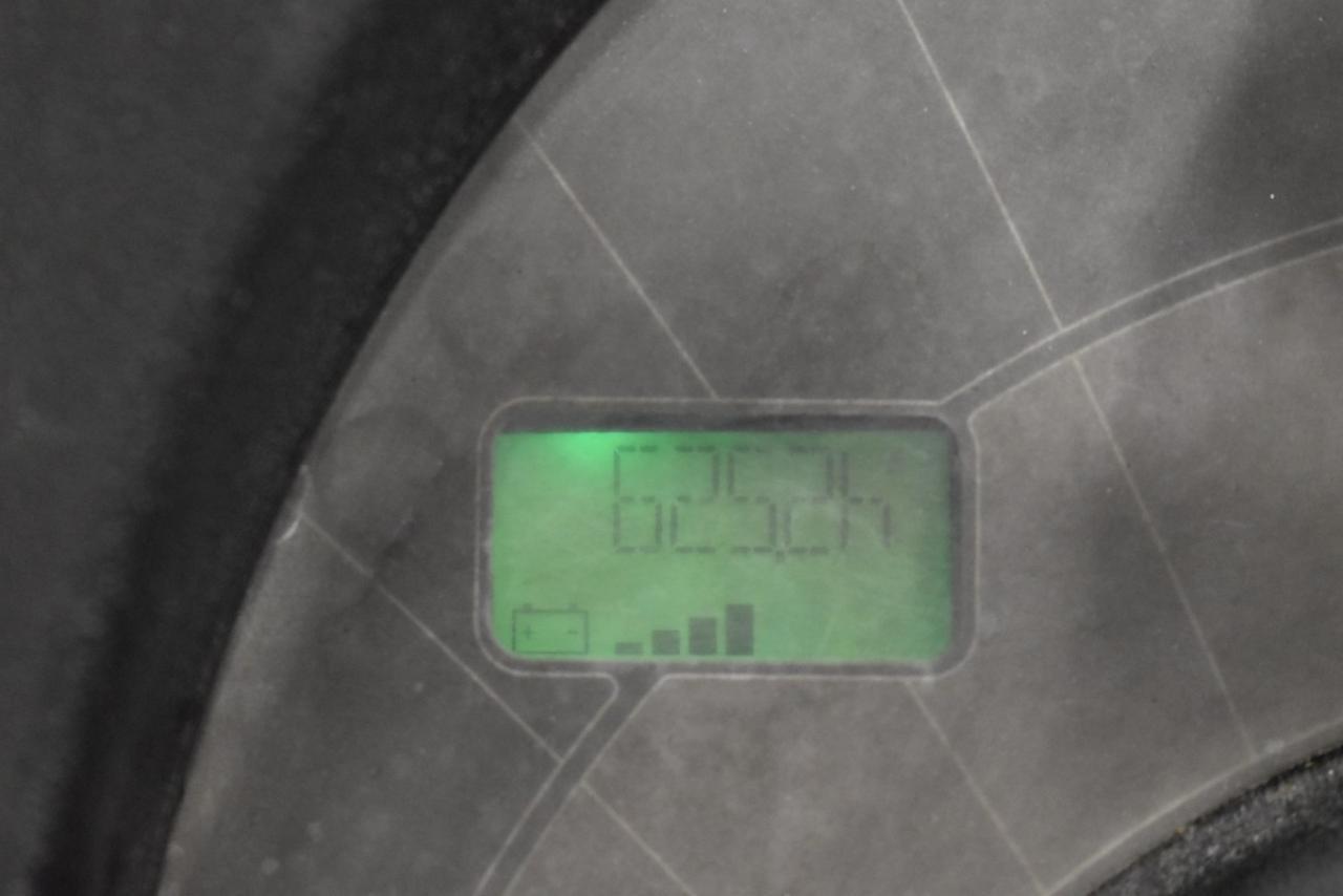 31115 CATERPILLAR NSP 16 NI - AKU, 2005, volný zdvih + přízdvih, pouze 625 mth