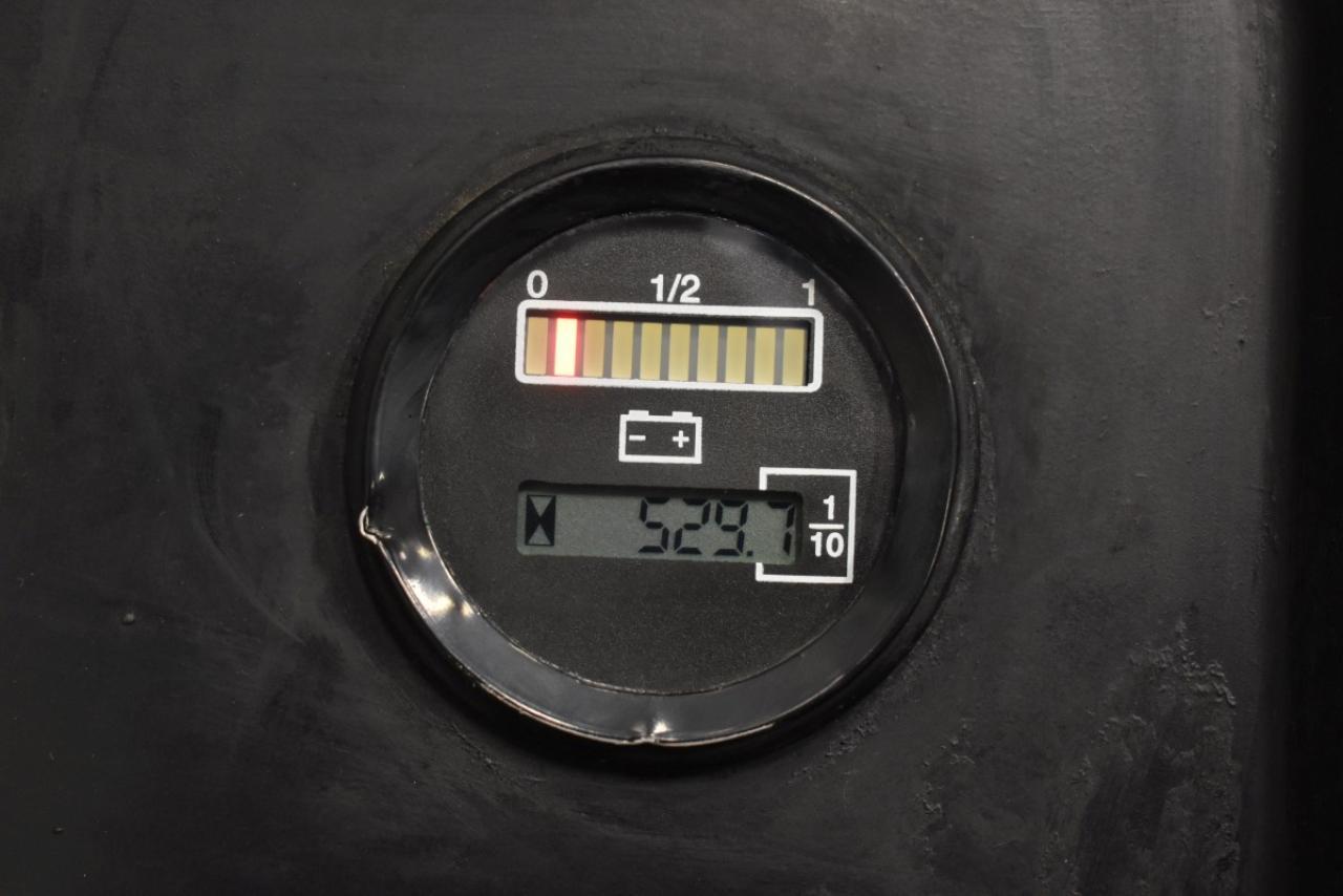 31117 EUROLIFT EN 20 W - AKU, 2007, pouze 529 mth