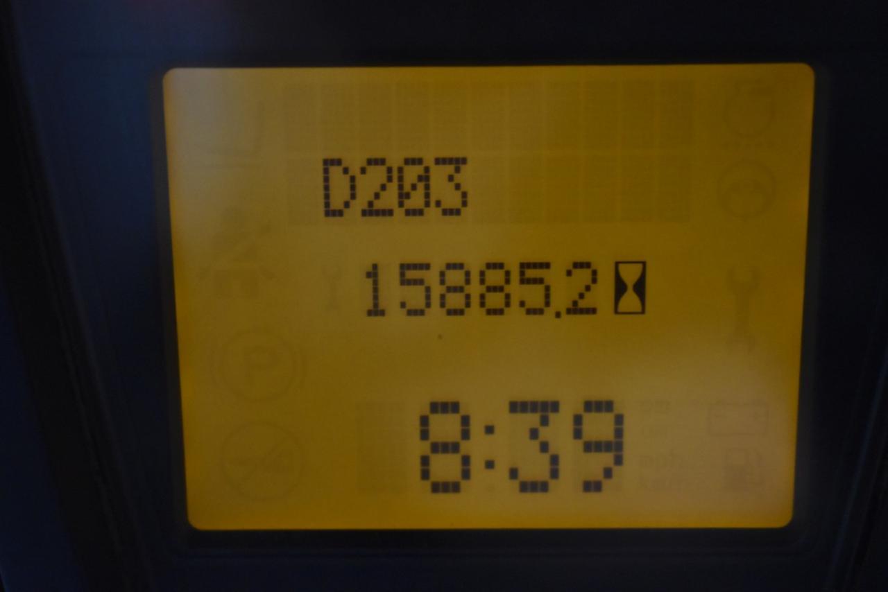 31122 LINDE H 25 D-02 - Diesel, 2013, BP