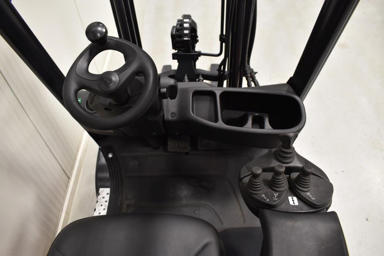 31185 LINDE H 16 T-01 - LPG, 2013, BP, volný zdvih