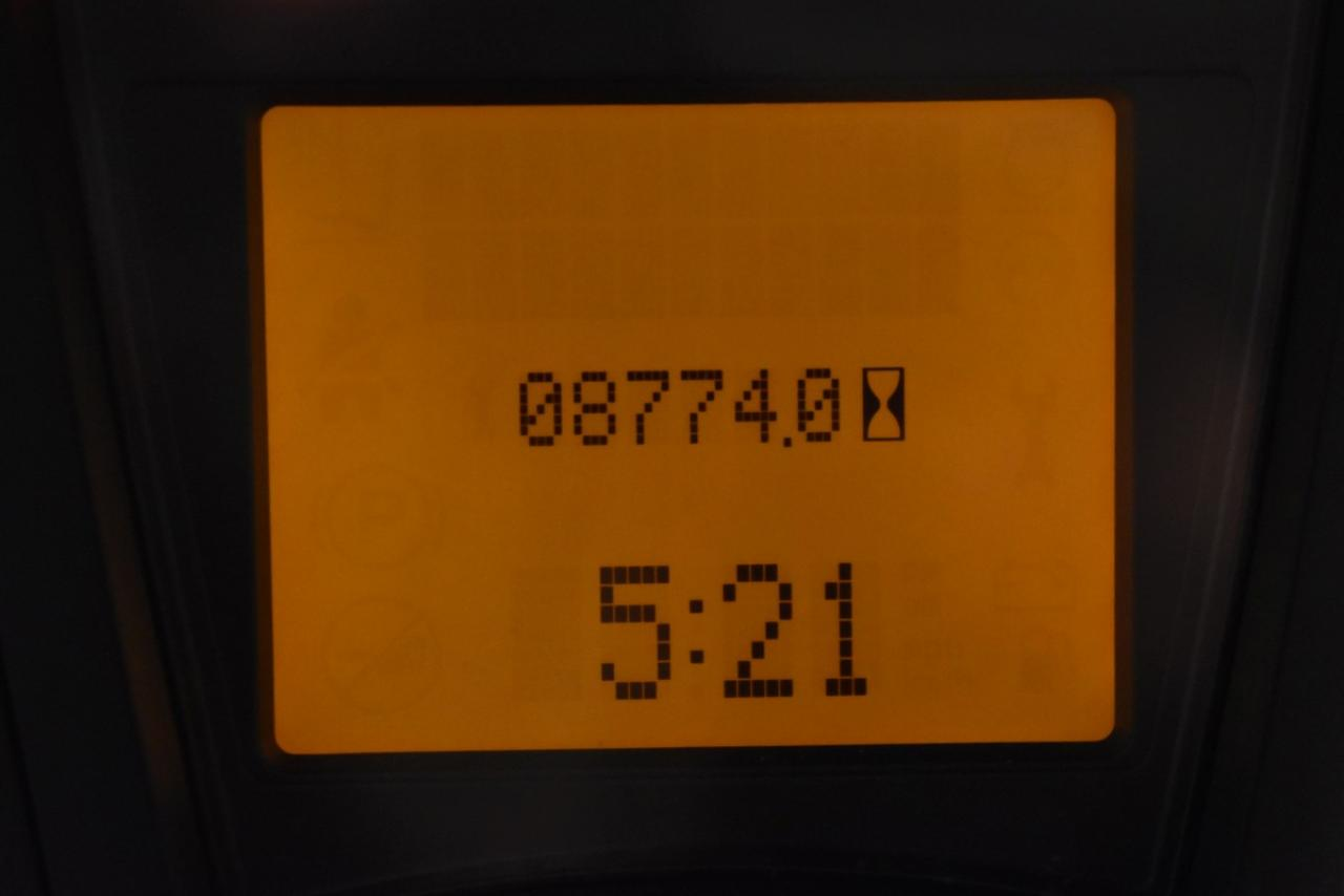 31186 LINDE H 20 D-01 - Diesel, 2012, BP, volný zdvih, Triplex