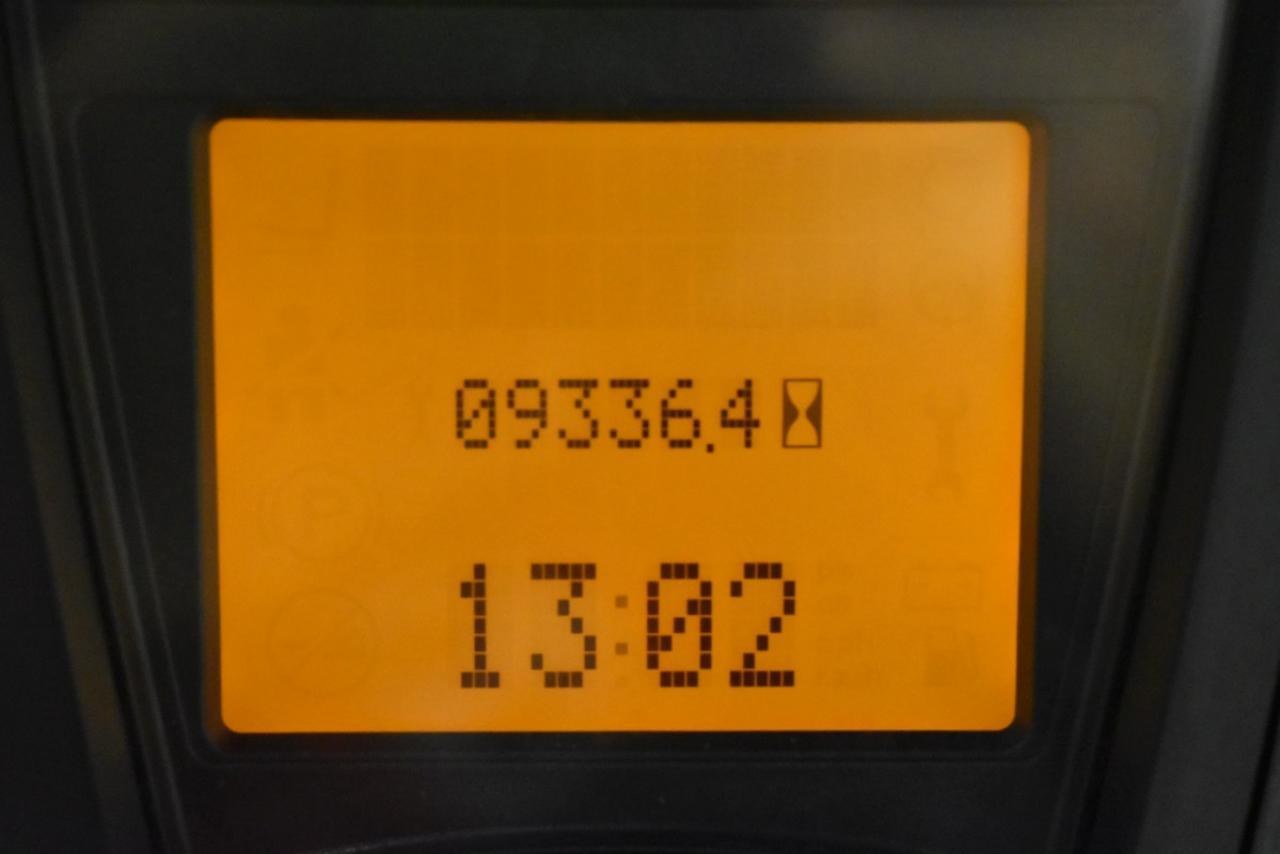 31187 LINDE H 20 D-01 - Diesel, 2012, BP, volný zdvih, Triplex