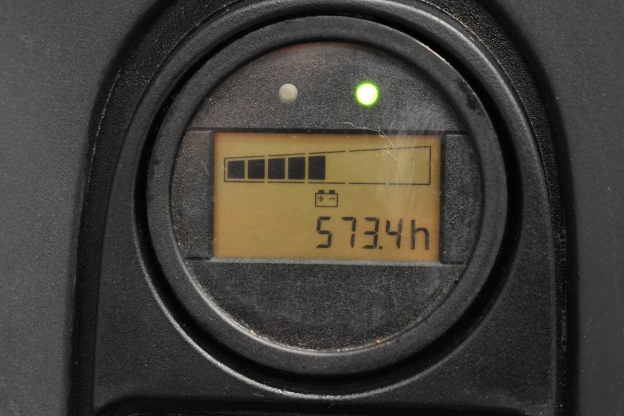 31235 LINDE L 12 - AKU, 2013, pouze 573 mth