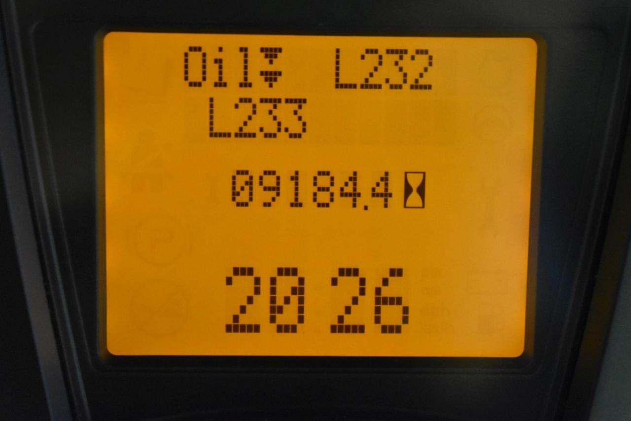 31240 LINDE H 40 D - Diesel, 2006, polokabina, BP