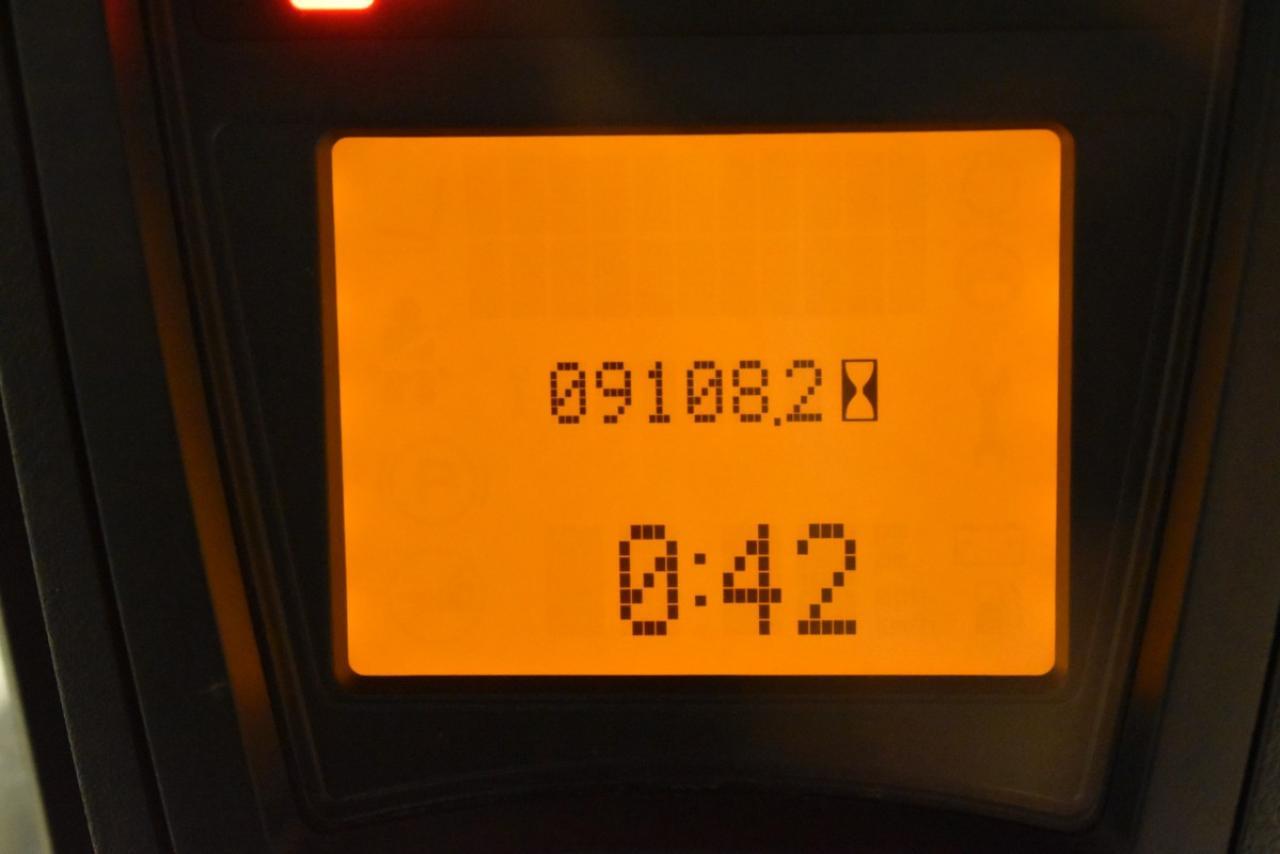31241 LINDE H 50 T-02 - LPG, 2015, Kabina, BP, volný zdvih, Triplex