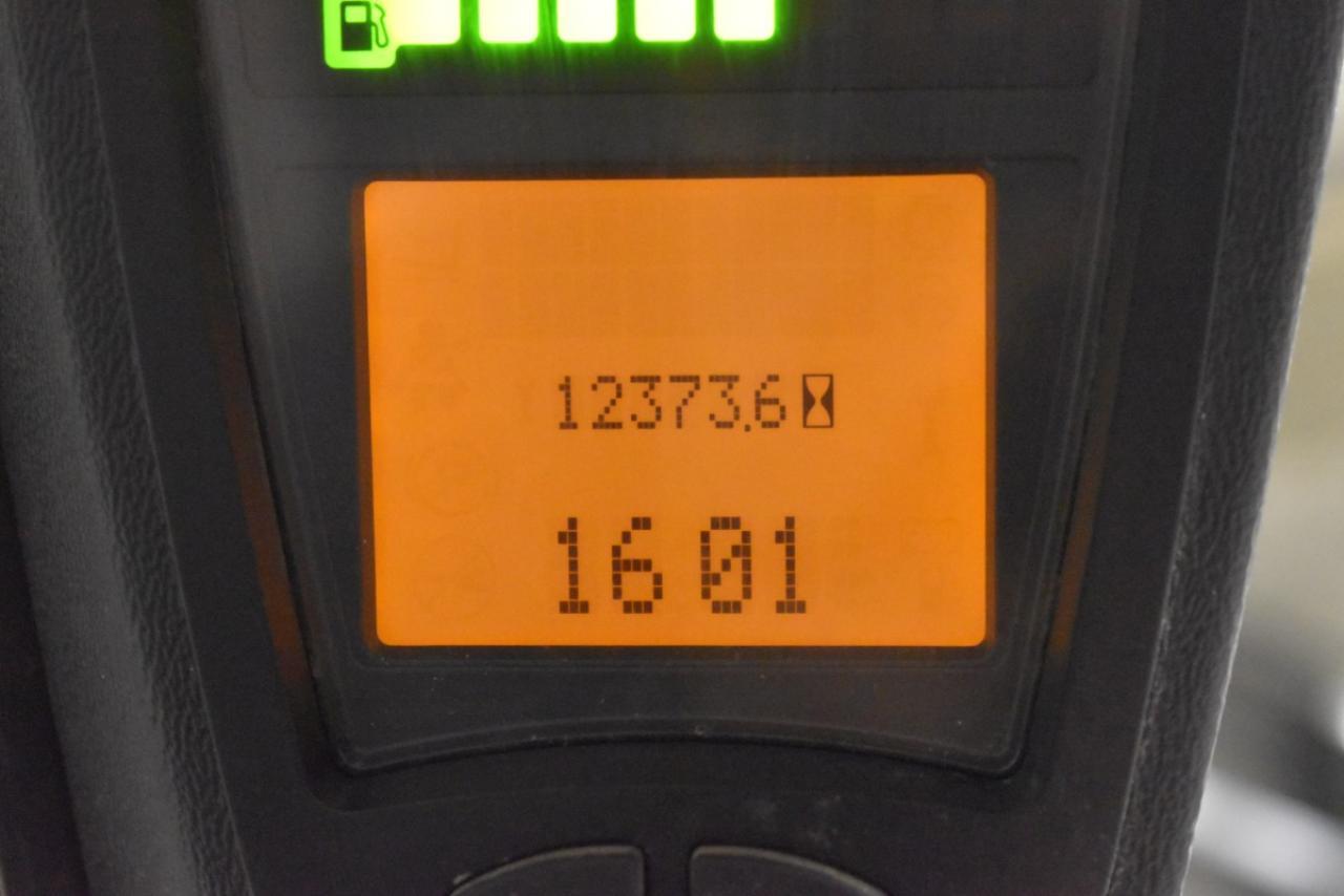 31259 LINDE H 60 T-01 - LPG, 2012, Kabina, BP