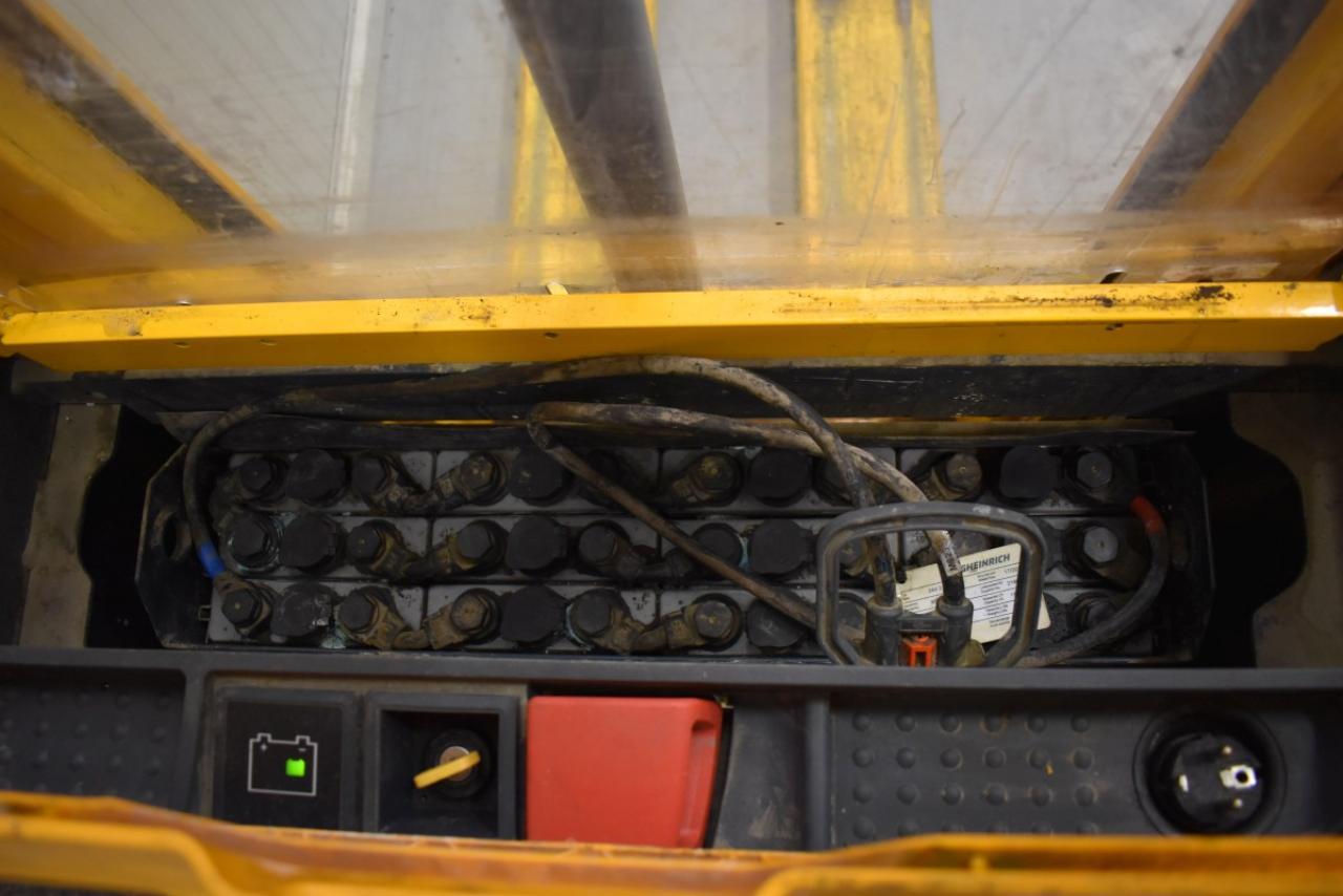 31280 JUNGHEINRICH EJC 110 - Battery, 2014