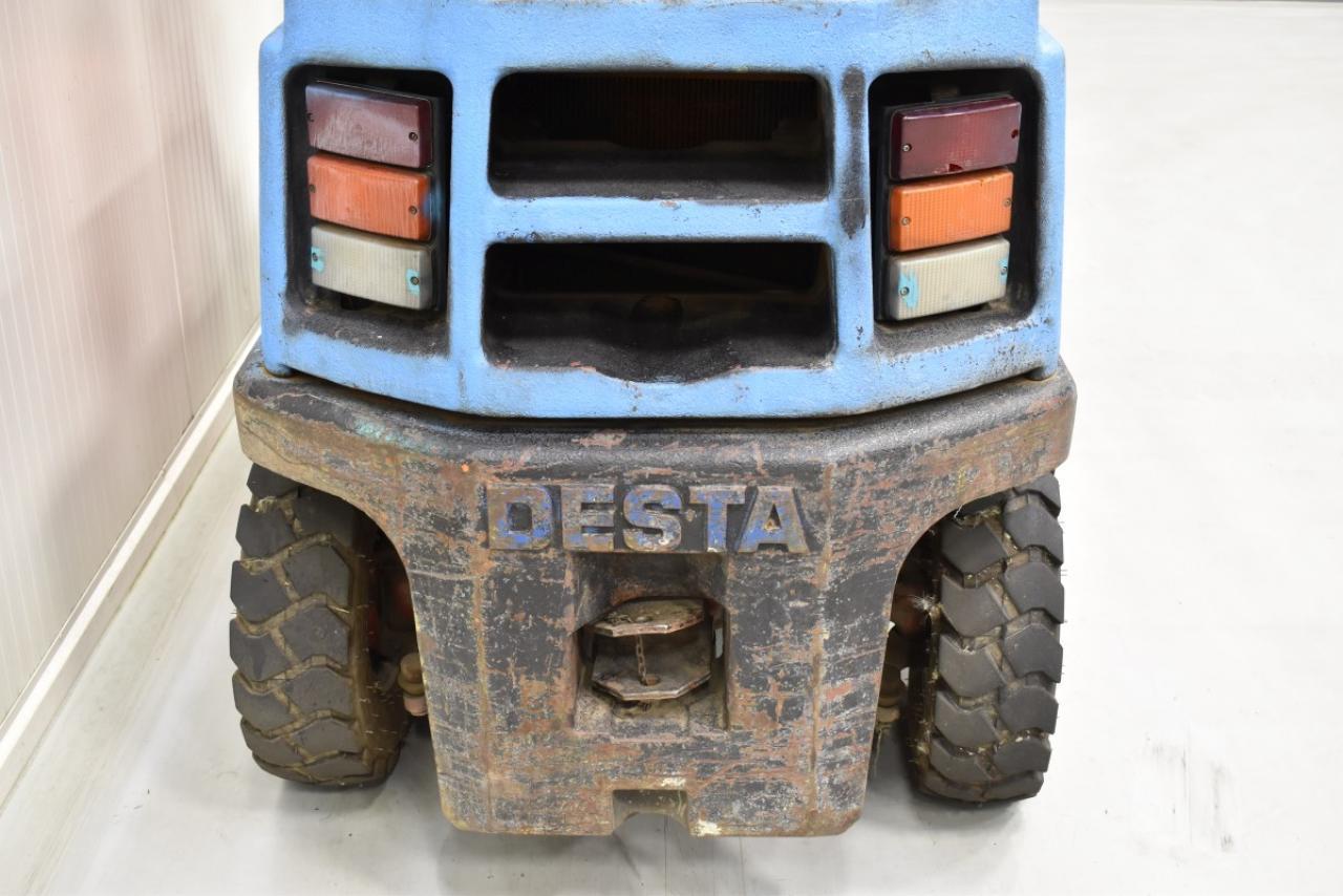 31334 DESTA DVHM 3522 LX - Diesel, 1989