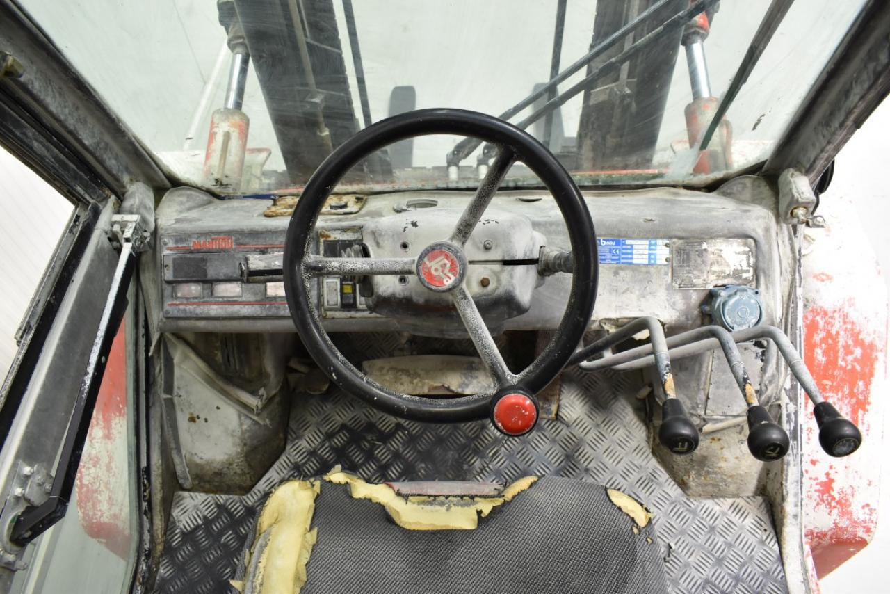 31357 MANITOU MSI 40 - Diesel, 1993, Kabina, BP