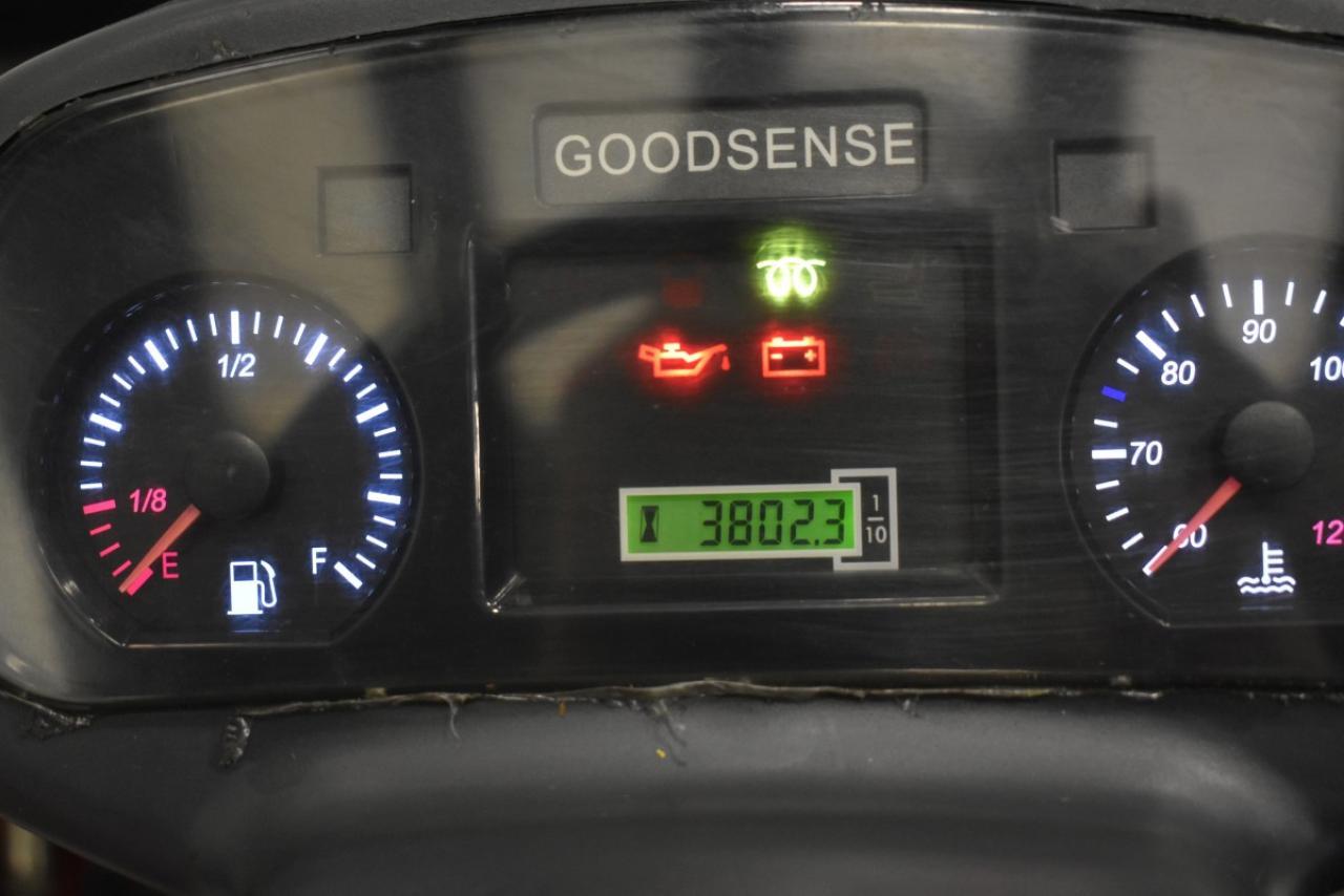 31374 GOODSENSE FD 25 - Diesel, 2012, polokabina, BP, pouze 3802 mth