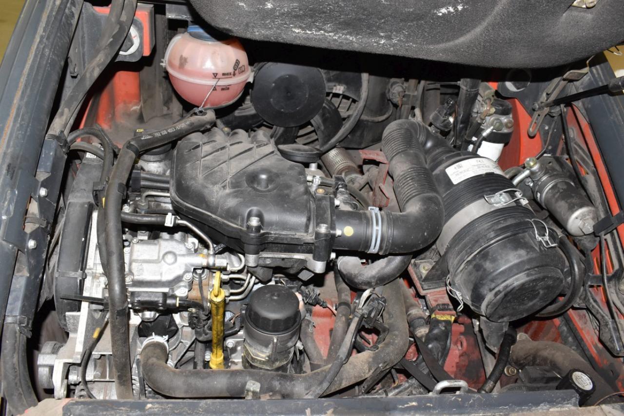 31440 LINDE H 20 D-02/600 - Diesel, 2017, BP, pouze 4408 mth