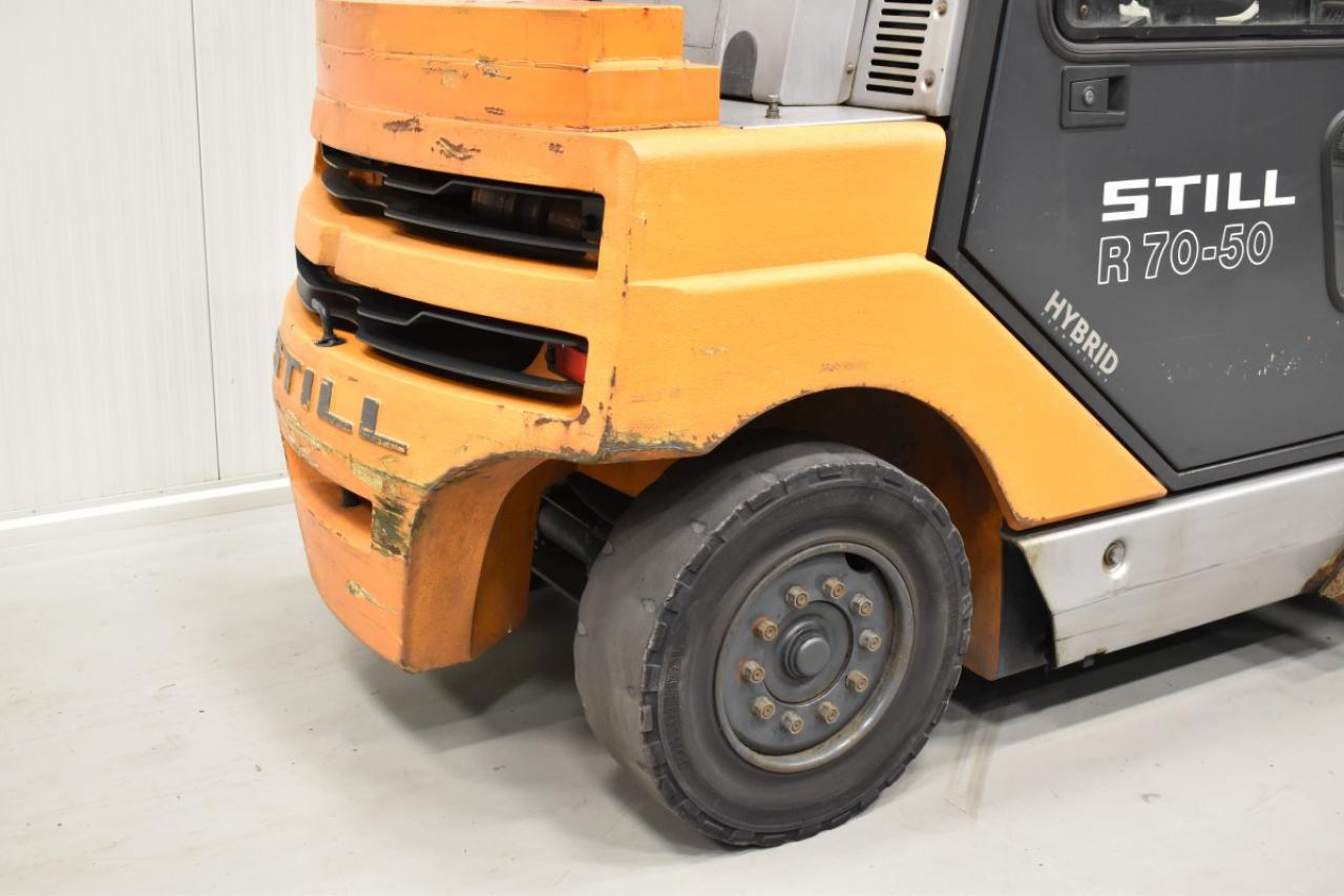 31443 STILL R 70-50 - Diesel, 2012, Kabina, BP+HSV, pouze 7272 mth