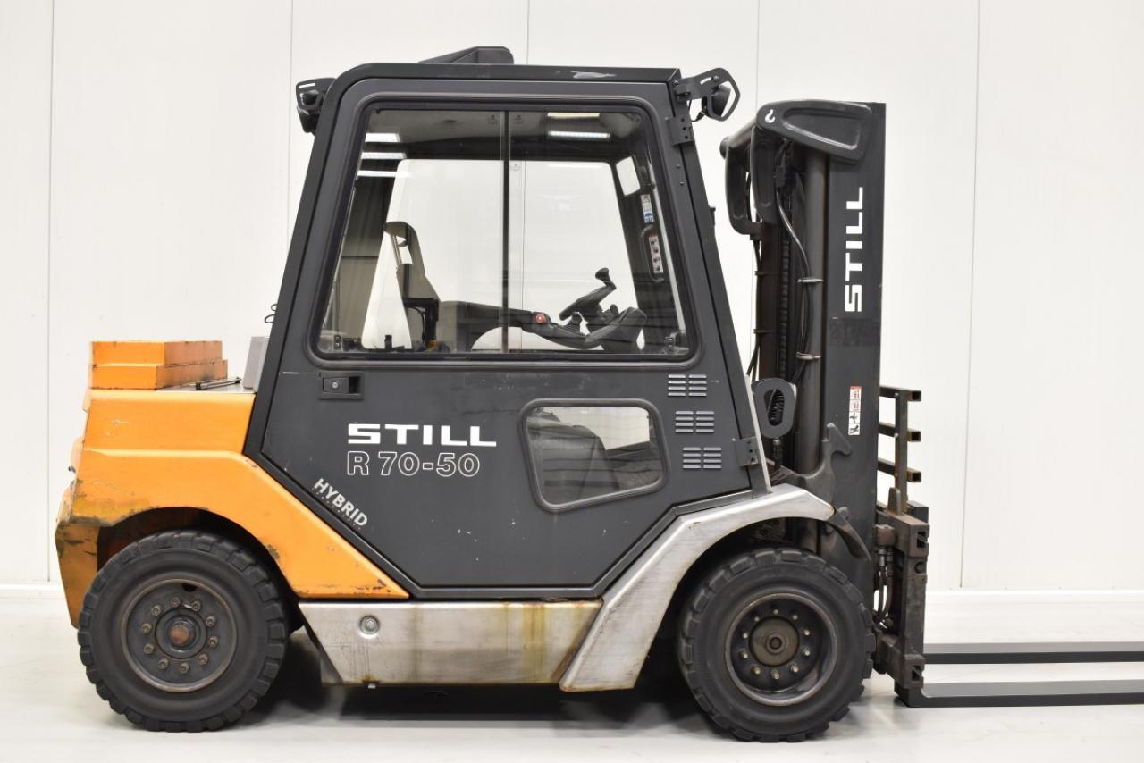 31445 STILL R 70-50 - Diesel, 2012, Kabina, BP+HSV