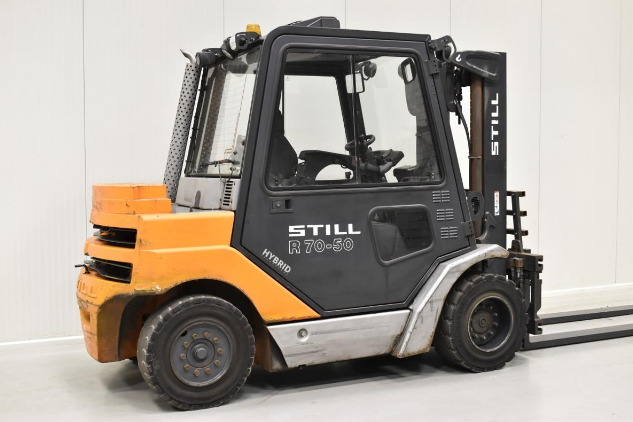 31447 STILL R 70-50 - Diesel, 2012, Cabin, SS+FP