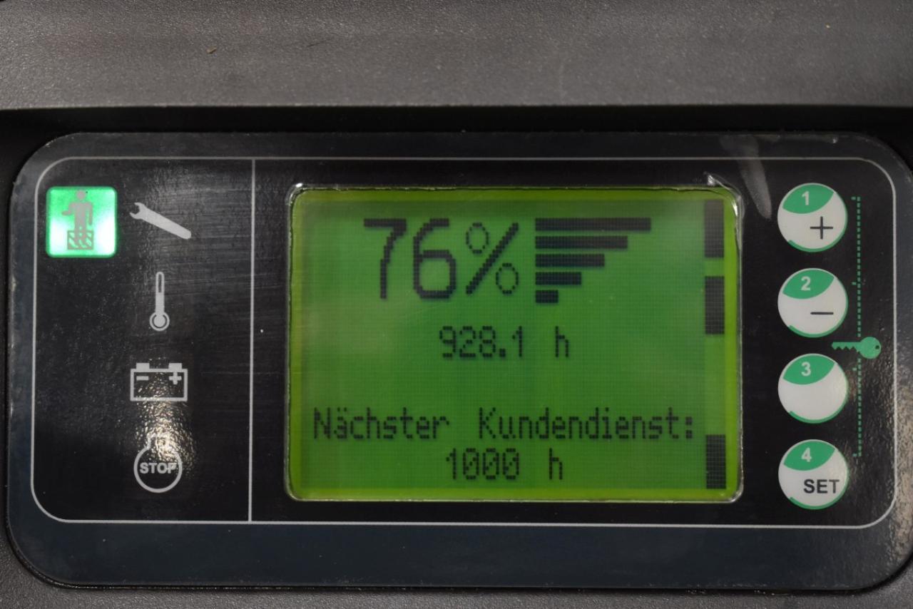 31457 LINDE P 50 C - AKU, 2011, pouze 928 mth