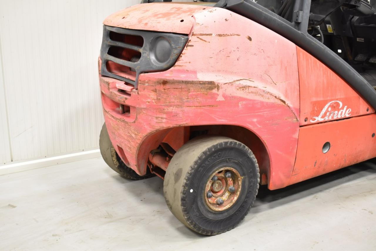 31468 LINDE H 35 D - Diesel, 2007, polokabina, BP