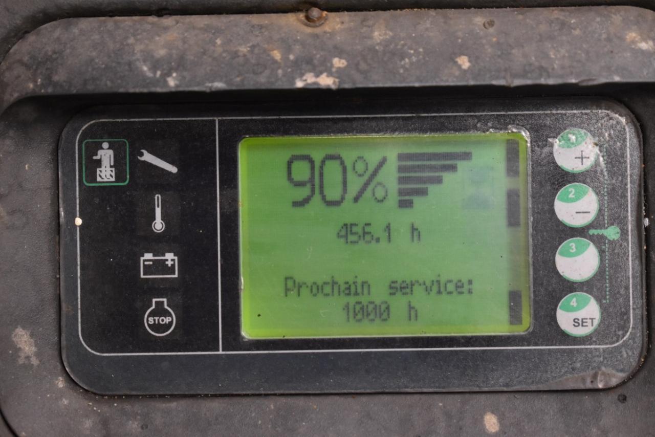31480 LINDE L 16 AS - AKU, 2006, Volný zdvih, pouze 455 mth