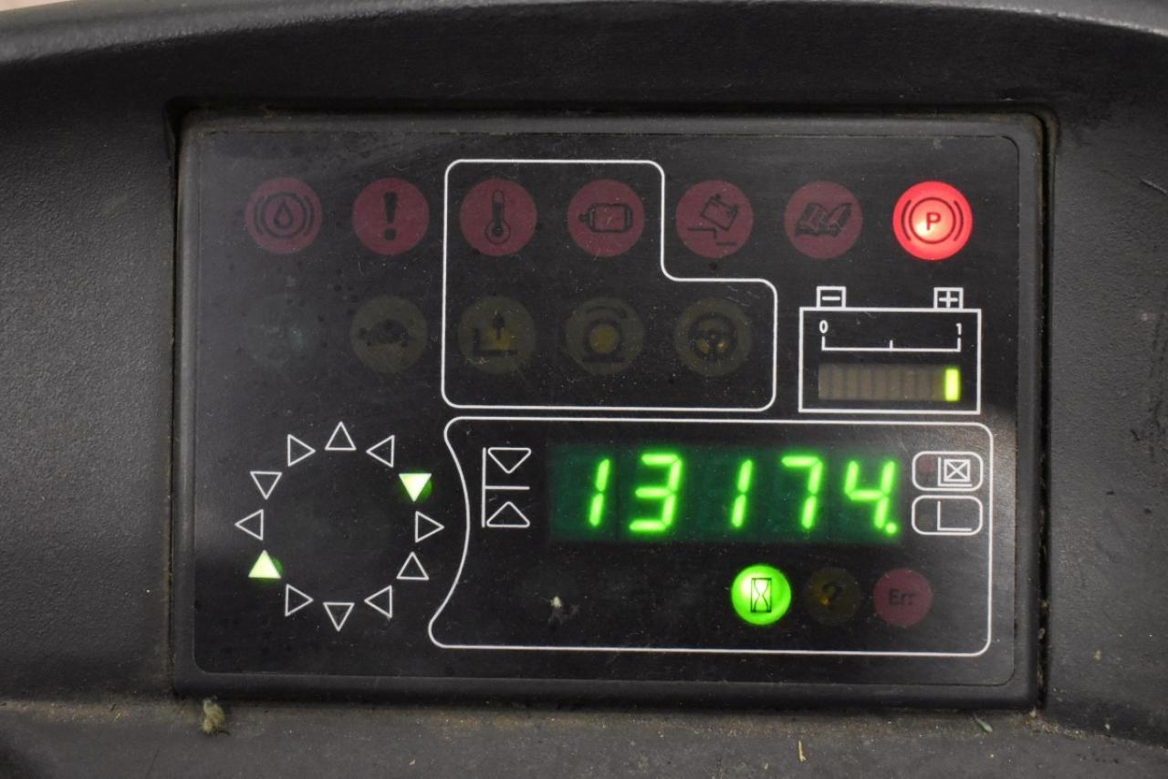 31512 LINDE R 16 HD - AKU, Retrak, 2006, BP, volný zdvih, Triplex