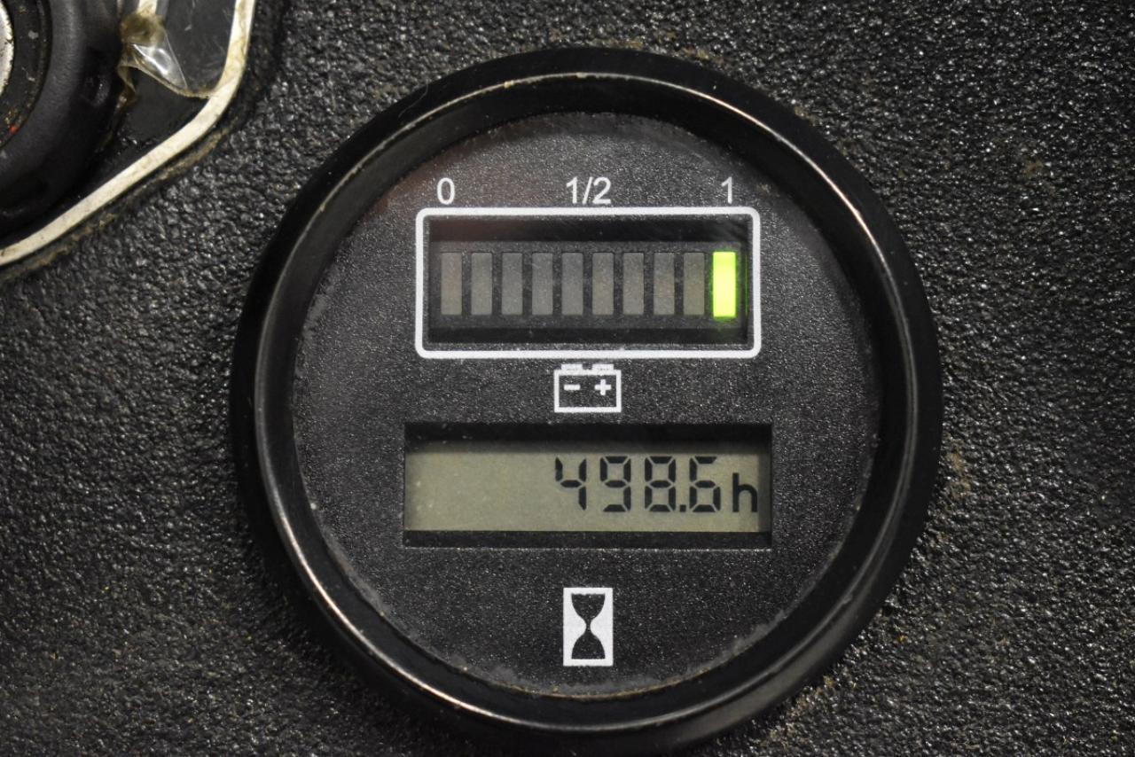 31530 STILL EGV 20 - AKU, 2015, pouze 498 mth