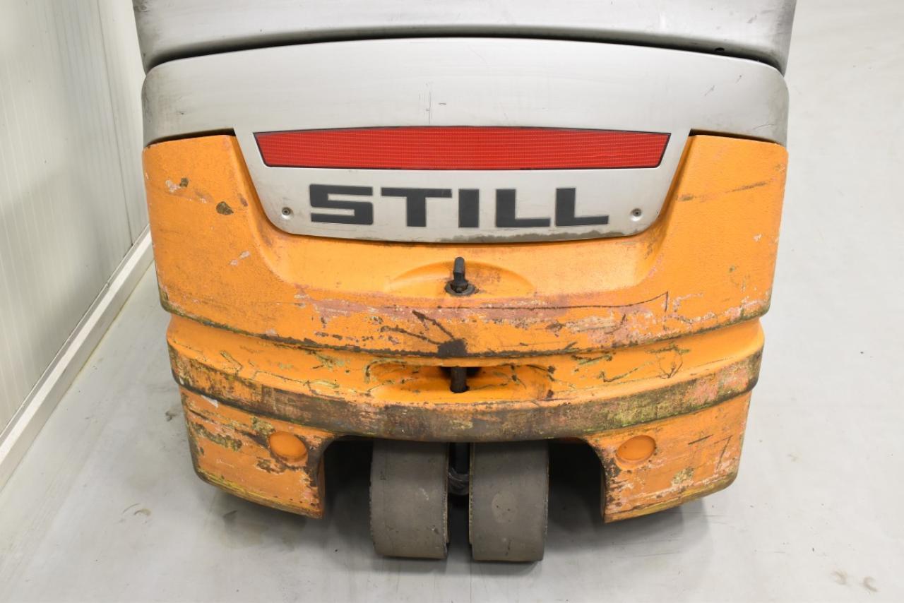 31534 STILL RX 20-18 - AKU, 2011, BP, volný zdvih, Triplex