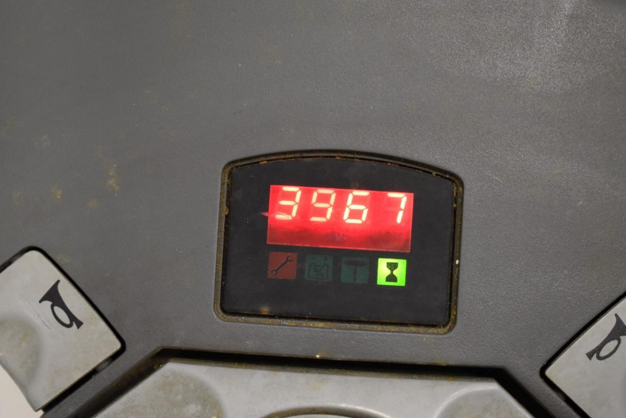 31619 BT SPE 160 - AKU, 2012, volný zdvih, Triplex, pouze 3967 mth