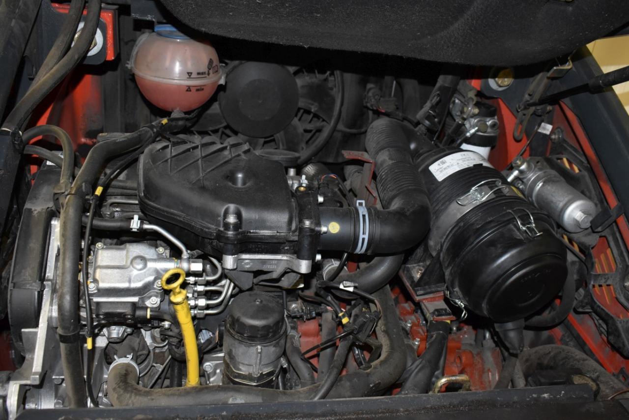 31642 LINDE H 20 D-02 / 600 - Diesel, 2015, BP, pouze 5714 mth