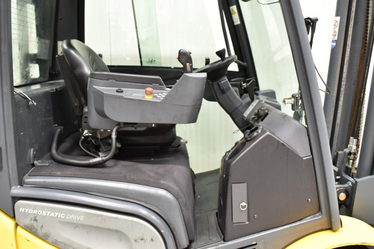 31808 JUNGHEINRICH DFG 430 S - Diesel, 2013, Kabina, BP