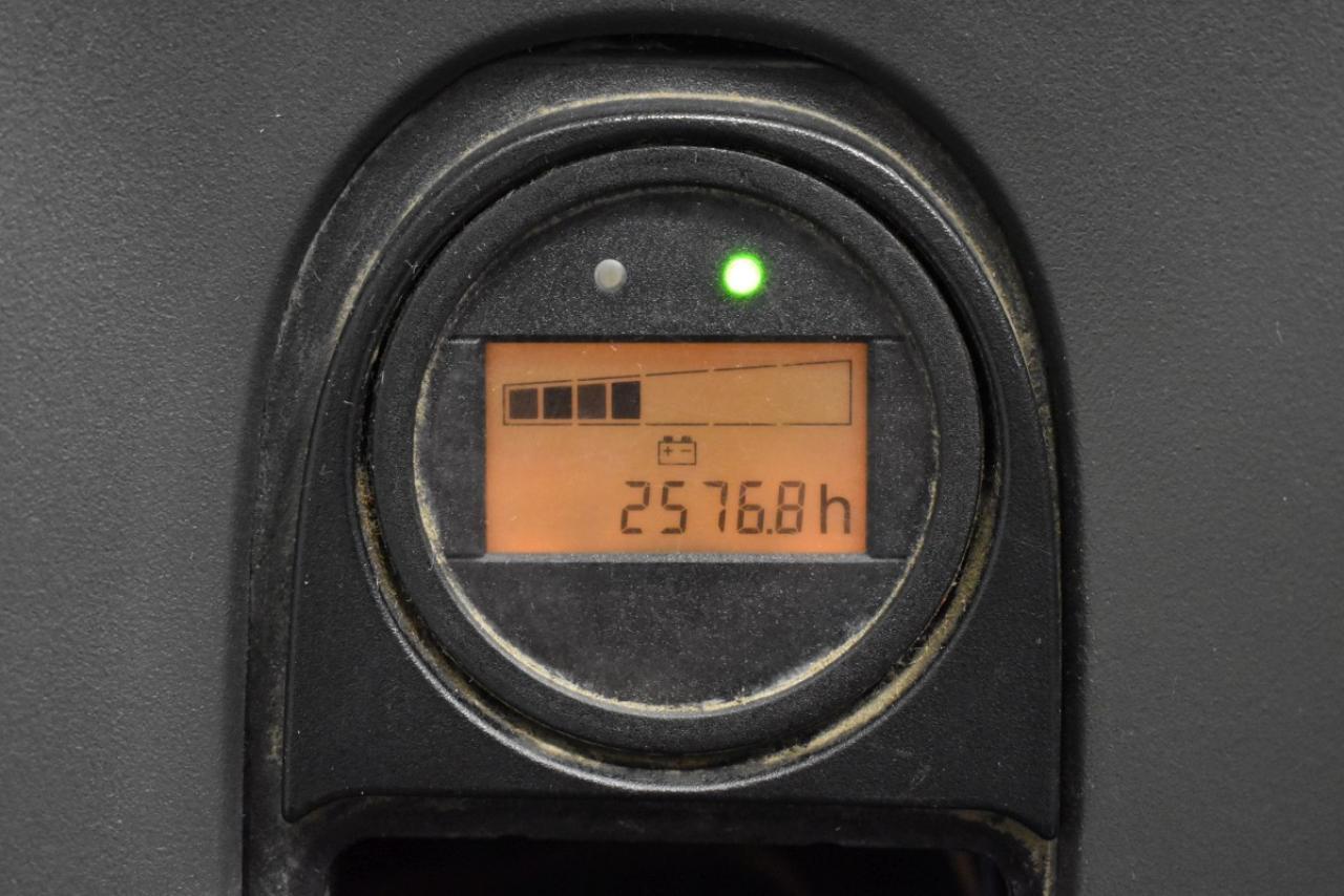 31817 LINDE L 12 - AKU, 2012, volný zdvih, pouze 2576 mth