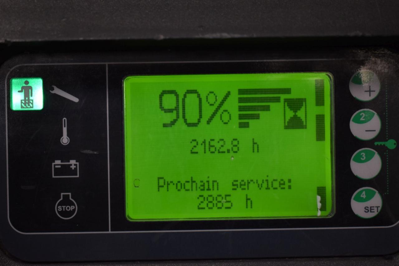 31822 LINDE V 08-01 - AKU, 2012, pouze 2162 mth