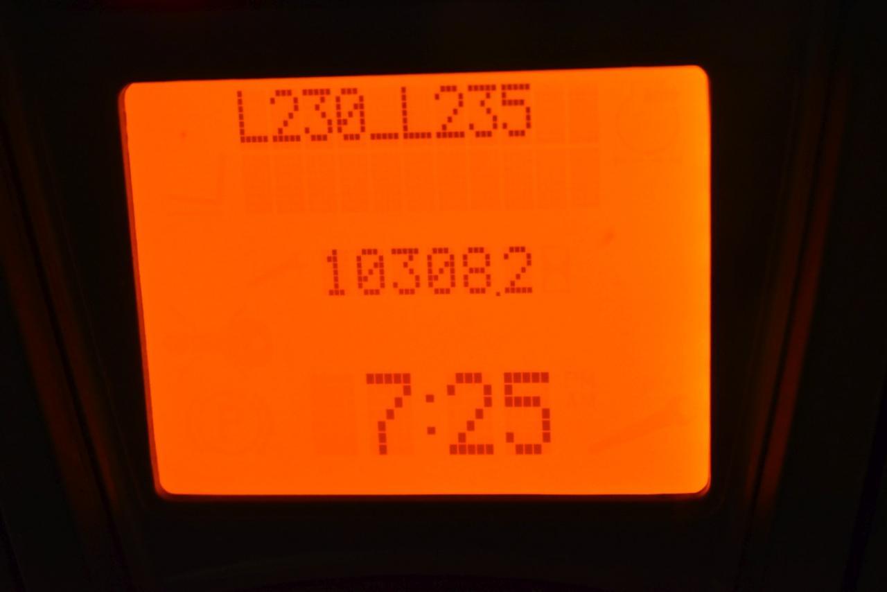 31823 LINDE H 40 T - LPG, 2007, Kabina, BP+HSV, volný zdvih