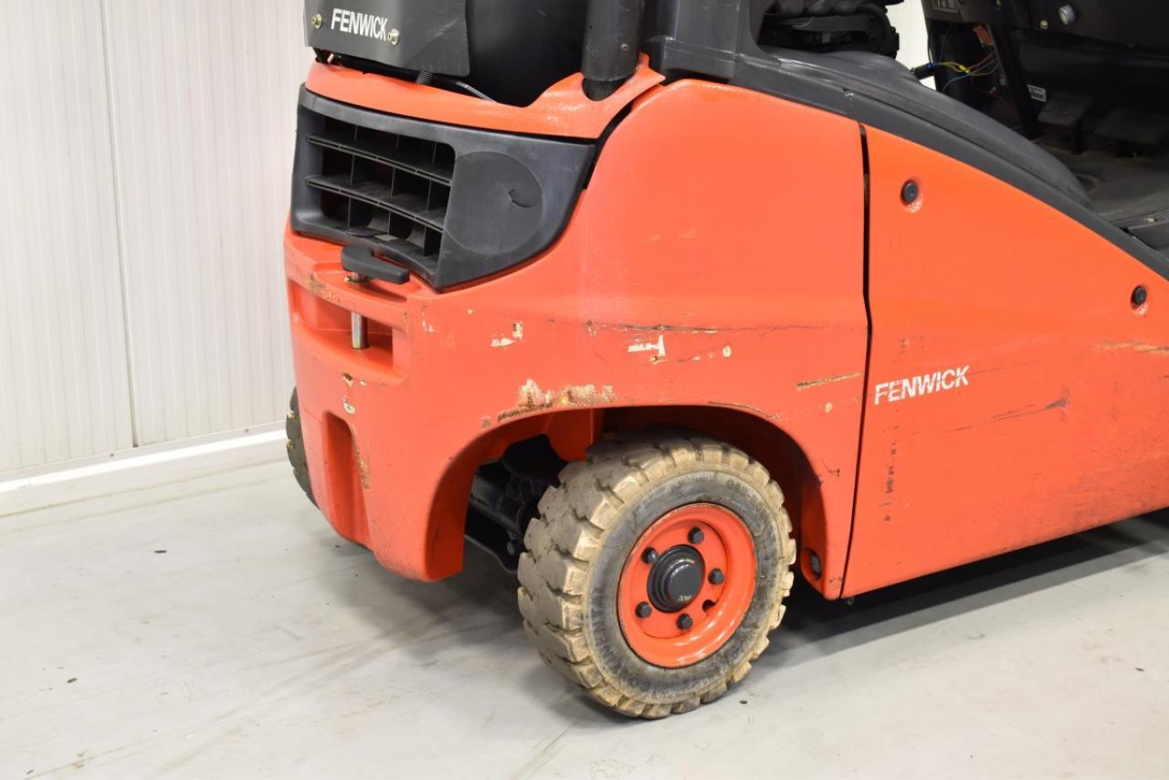 31829 LINDE H 16 T-01 - LPG, 2014, polokabina, BP, volný zdvih
