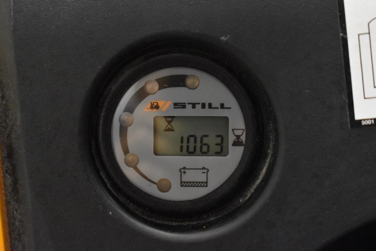 31861 STILL EGV 14 - AKU, 2014, přízdvih, pouze 1063 mth