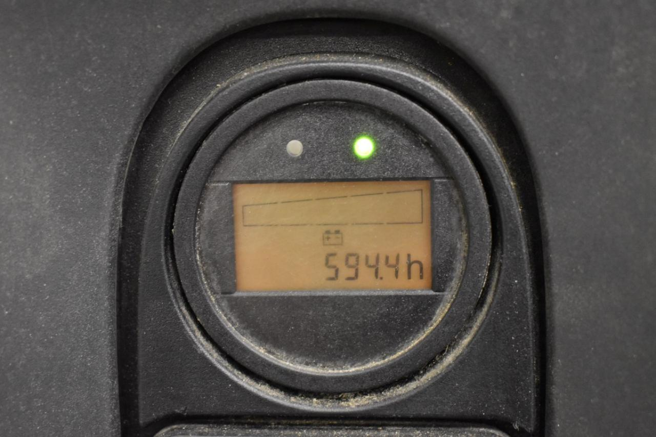 31922 LINDE L 10 B - AKU, 2014, pouze 594 mth