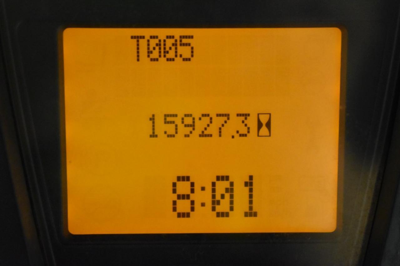 31996 LINDE H 20 T-01  - LPG, 2014, polokabina, volný zdvih, Triplex