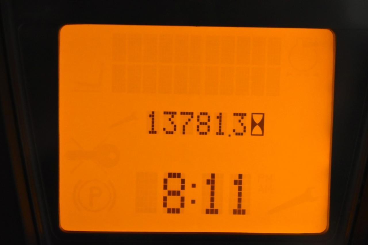 31997 LINDE H 20 T - LPG, 2009, BP, volný zdvih, Triplex